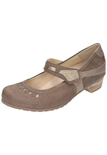 Zapatos marrones Dr.Brinkmann para mujer T4pqx