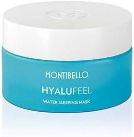 MONTIBELLO HYALUFEEL WATER SLEEPING MASK 50ML: Amazon.es: Belleza