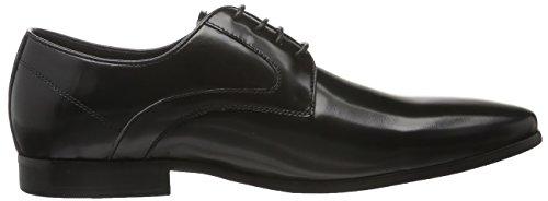 Belmondo 752368 01 - Zapatos Hombre Negro - negro