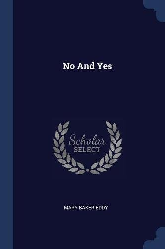 No And Yes ebook