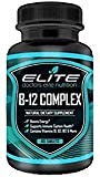 Product review for Dr's Elite Super Vitamin B Complex Supplement With B12 - Energy Boost - Stress Reliever - High Potency Extra Strength Antioxidant Supplement - Doctor Recommended - 60 Tablets