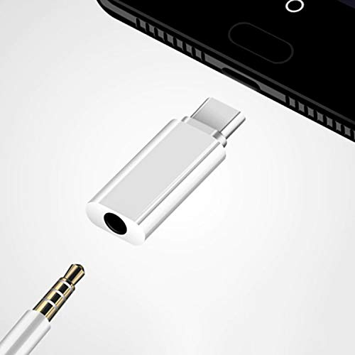 SSK Type C to 3.5mm Jack Converter Earphone Audio Adapter Cable Type USB C to 3.5 mm Headphone Aux
