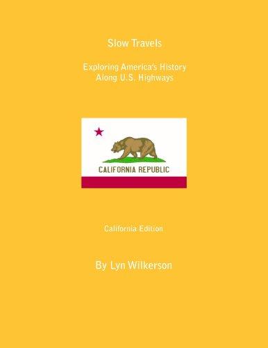 Slow Travels-California - Hills Desert California