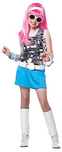 California Costumes Go Go Girl Child Costume, Medium ()