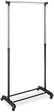 Whitmor 6021-3539-BB Adjustable Garment Rack