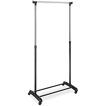Amazon.com: Whitmor Freestanding Garment Rack: Home & Kitchen