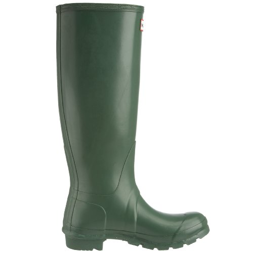Hunter di Green Tall Gomma Original Hunter Verde Stivali Donna qrSCAwq