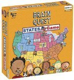 Brain Quest - States Game
