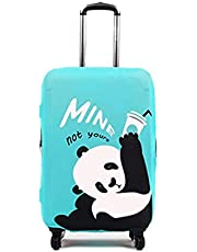 Rainproof Luggage Protective Cover Suitcase Protector Carry-on and Checked-in Size