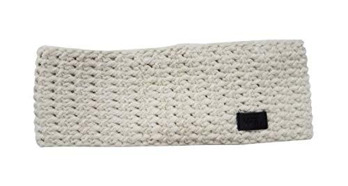 Vans Women's Moonlight Marled Knitted Headbands (White Sand) -