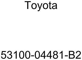 Genuine Toyota 53100-04481-J1 Radiator Grille