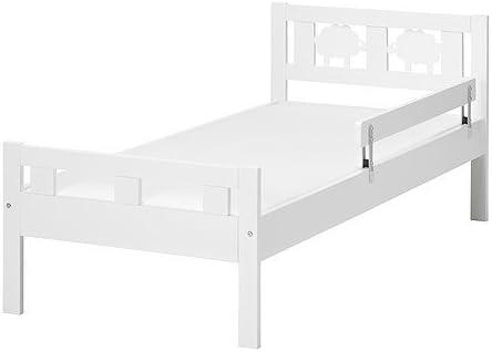 Ikea Letti Singoli Per Bambini.Ikea Kritter Jugend Letto Con Rete A Doghe 70 X 160 Con Protezione