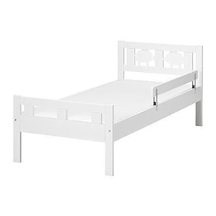 Ikea Kritter Struttura Letto Con Rete A Doghe Di Legno Bianco 70