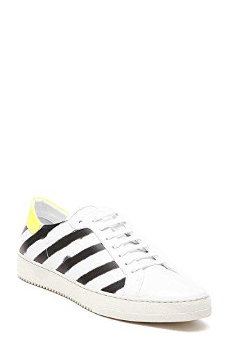 OFF Nero OMIA017S173500020110 Sneakers Bianco Uomo Pelle WHITE grHg7