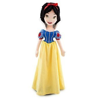 Disney Snow White Plush Doll -- 20'' - Snow White Pictures