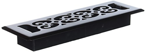 - Decor Grates SPH210-RB Scroll Plated Register, 2-Inch by 10-Inch, Rubbed Bronze