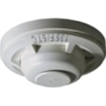 System Sensor 5603 135°F Fixed Temp, Single-Circuit Mechanical Heat Detector