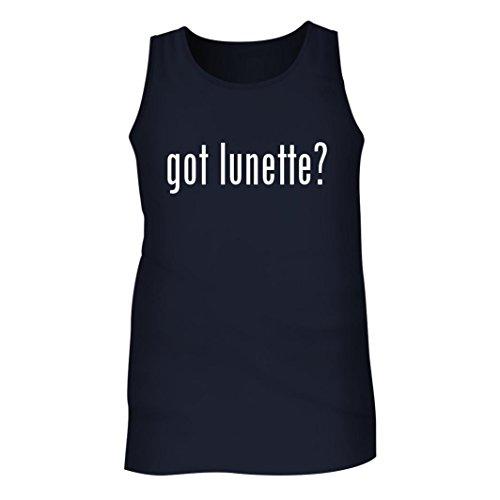 Tracy Gifts Got lunette? - Men's Adult Tank Top, Navy, - De Lunette Vue