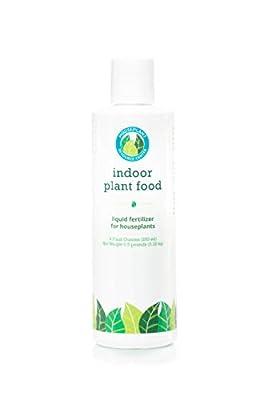 Indoor Plant Food Non-Toxic Liquid Fertilizer for Houseplants and Indoor Plants