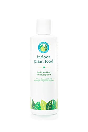 (Indoor Plant Food by Houseplant Resource Center. All-purpose fertilizer for houseplants. 8 liquid ounces. Great for your succulent, orchid, African violets, cactus and more!)