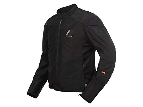 Rukka Forsair Pro Goretex Black Textile Motorcycle Jacket Size L