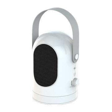 - Personal Space Heater Mini White Fan Heater for Winter Warmer Equipment - Electrical Equipment & Supplies Other Electrical Equipment - (US plug)