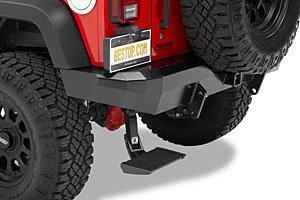 Bestop Jeep Bumper - 2