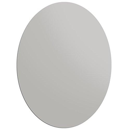 5 L x 29.5 W Gedy 2575-13 Vanity Mirror Polished 5 L x 29.5 W Nameek/'s