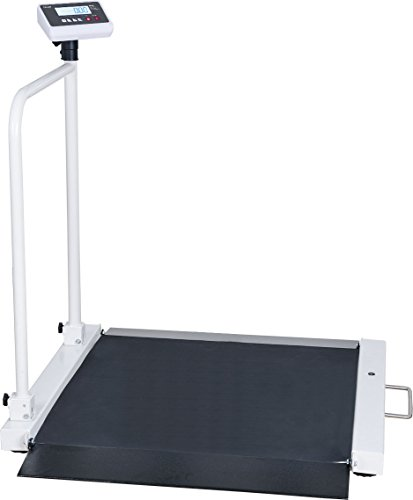 800 LB x 0.2 T-Scale Digital Medical Health Hospital Plat...