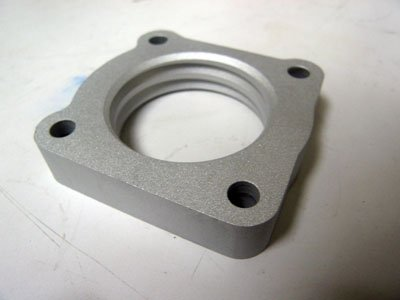 OBX Racing Performance Throttle Body Spacer 91-99 Mitsubishi 3000GT NT