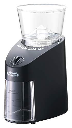 Spring Coffee Grinder - DeLonghi cone coffee grinder KG364J