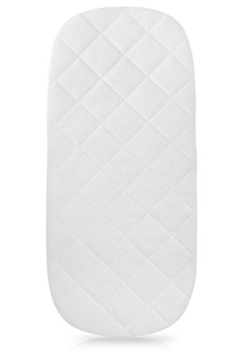 living greenbuds organic livingpure product protector cover pure oval baby mattress bassinet