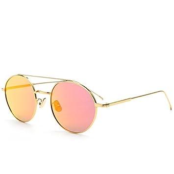 GCR Sonnenbrille Schatten Polarisierende Brille Neue Mode-Polarisierten Unisex Bunten Frosch-Spiegel , B