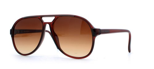 Playboy 4597 30 Red Authentic Men Vintage - Sunglasses Playboy