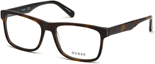556c460682 Eyeglasses Guess GU 1943 052 dark havana at Amazon Men s Clothing store
