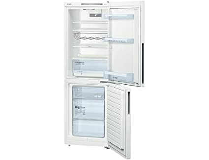 Bosch Kühlschrank Freistehend Mit Gefrierfach : Bosch kgv vw s freistehender l a kühl gefrierschrank