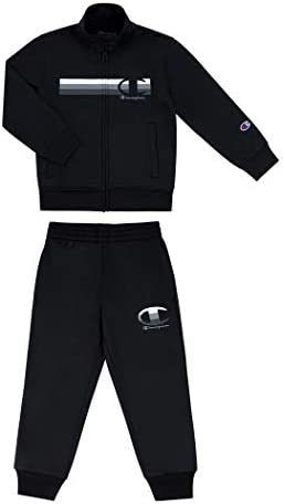 Champion Heritage Boys 4-7 Two (2) Piece Tricot Track Pant Set Kids Clothes