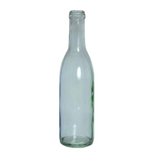 375 Ml Wine (375 ml Clear Semi-Bordeaux Bottles, 24 per case)