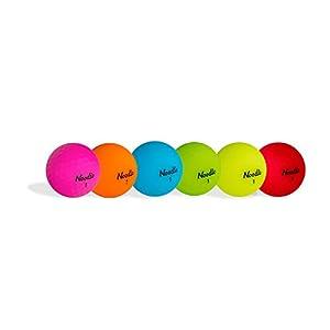TaylorMade Noodle Neon Matte Color Golf Balls