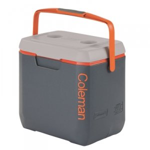 36 Can Capacity | Coleman 28 Qt. Extreme Cooler | Large Grip Comfortable Handle by Coleman