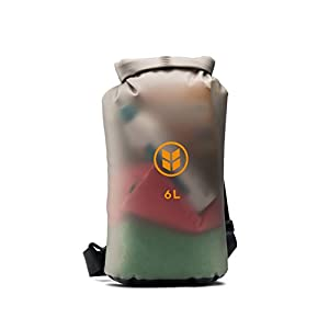 Barlii - DrySak (6L) Eco-Friendly Waterproof Dry Bag