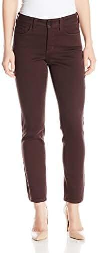 NYDJ Women's Sheri Slim Jeans in Colored Super Sculpt Denim