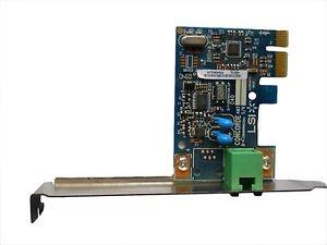 HP Compaq Presario CQ5210Y Concorde D-1156E 56K PCI-E Fax Modem Card 503095-001