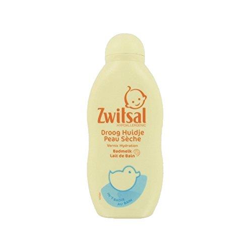 ZWITSAL - Bademilch - Vernix Hydration für trockene Haut - 200 ml