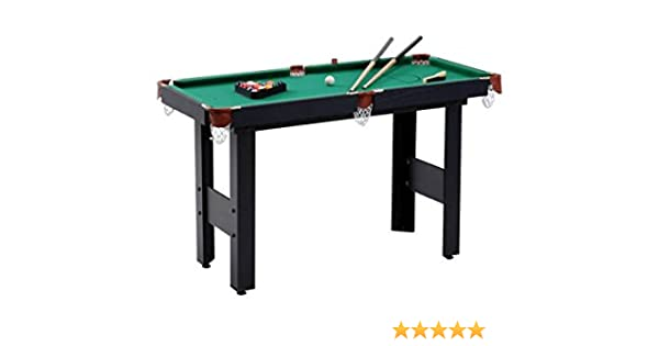 Garlando Billar Dallas (110 x 55 cm) Plano Juego en MDF: Amazon.es ...
