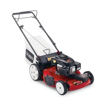 Amazon.com : TORO 22In OHV Recycler Mo : Walk Behind Lawn ...