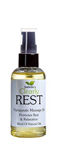Isabellas-Clearly-REST-2-Oz-Promotes-rest-relaxation-during-a-massage-Blend-of-pure-therapeutic-grade-natural-oils-with-Avocado-Grapeseed-Jojoba-oils-with-Yarrow-Orange-Chamomile-Tangerine