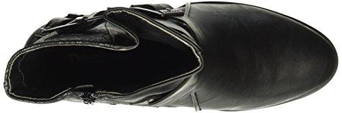 Dockers 37ti204-610100, Women's Combat Boots Black (Schwarz 100)