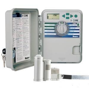 Hunter Industries X-Core 8 Solar Sync Combo sprinkler Controller Timer by Hunter Industries