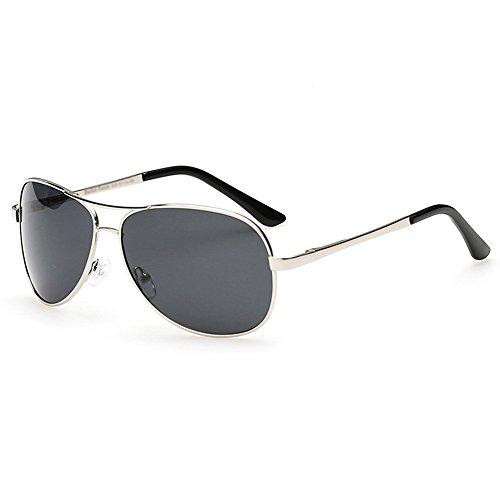 Gafas para 0 miopía sol sol hombres grados polarizadas astigmatismo sol de Gafas neutros para sin conducir SSSX para de Gafas de sol Gafas de de Lentes B F UV400 350 protección sol Color para wqxFRP